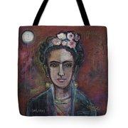 Red Frida 2013 Tote Bag