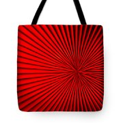 Red Glass Abstract 5 Tote Bag