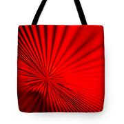 Red Glass Abstract 7 Tote Bag
