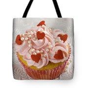 Valentine Cupcakes  Tote Bag