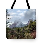 Red Hills 3 Tote Bag