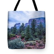 Red Hills Tote Bag