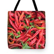 Red Hot Chilli Peppers Tote Bag