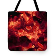 Red Hot Love Tote Bag
