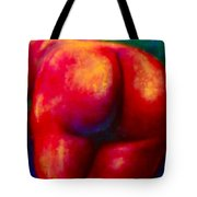 Red-hot Summer Bum For Rockers Tote Bag