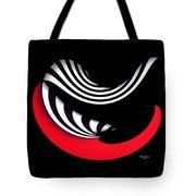 Red II Tote Bag