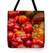 Red Is The Color Tote Bag