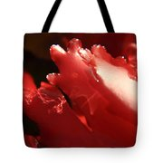 Red Kelp Tote Bag