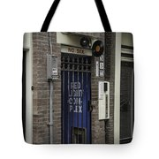 Red Light Complex Amsterdam Tote Bag