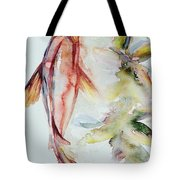 Red Mangrove Tote Bag by Ashley Kujan