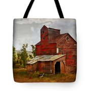 Red Mill Montana Tote Bag