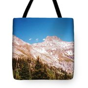 Red Mountain Pass Tote Bag