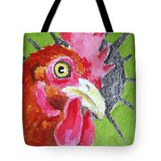 Red Nugget Tote Bag