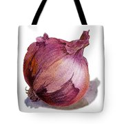 Red Onion Tote Bag