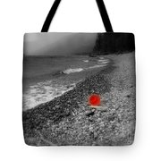 Red Pail Tote Bag
