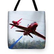 Red Pair  Tote Bag