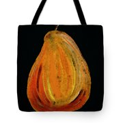 Red Pear - Delicious Modern Fruit Food Art Print Tote Bag