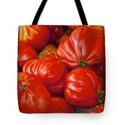 Red Pear Franchi Tote Bag