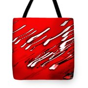Red Racers Tote Bag