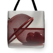 Red Red Apples Tote Bag