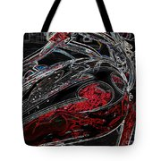Red Riding Hood 3 Tote Bag