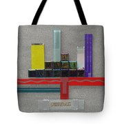 Red River City Tote Bag