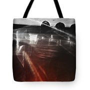 Red River Tote Bag