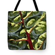 Red River Through Green Hills Tote Bag