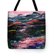 Red River Valley Tote Bag