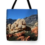 Red Rock Canyon 2 Tote Bag