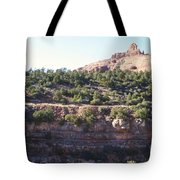 Red Rock Canyon In Arizona Tote Bag