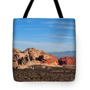 Red Rock Canyon Las Vegas Tote Bag