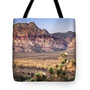 Red Rock Canyon Lv Tote Bag