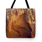 Red Rock Cave Tote Bag