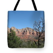 Red Rock Country - Sedonna Tote Bag