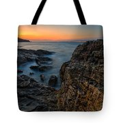 Red Rock Tote Bag by Davorin Mance