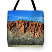 Red Rock State Park Tote Bag