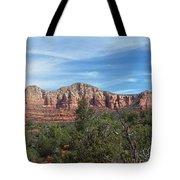 Red Rock Views Tote Bag
