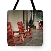 Red Rockers 21159 Tote Bag