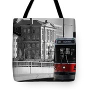 Red Rocket 14c Tote Bag