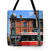Red Rocket 15 Tote Bag