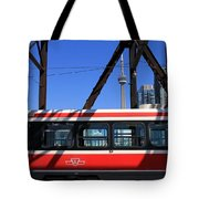Red Rocket 8 Tote Bag