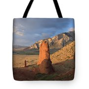 Red Rocks 6 Tote Bag