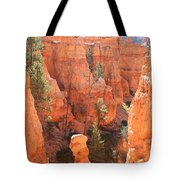 Red Rocks - Bryce Canyon Tote Bag