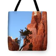 Red Rocks Of Bryce Canyon  Tote Bag