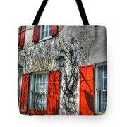 Pirate House Tote Bag