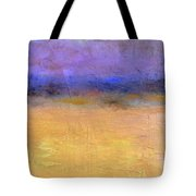 Red Sky Tote Bag by Michelle Calkins