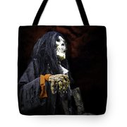 Red Skys At Night Pirates Delight Tote Bag