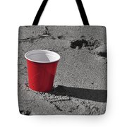 Red Solo Cup Tote Bag