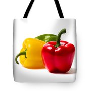 Red Sweet Pepper Tote Bag